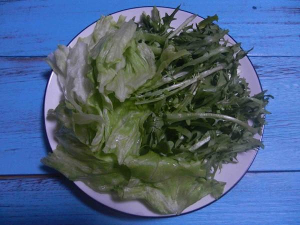 藜麦时蔬拌菜的家常做法