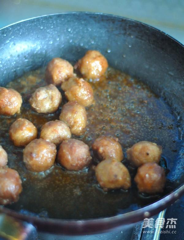 糖醋丸子的简单做法
