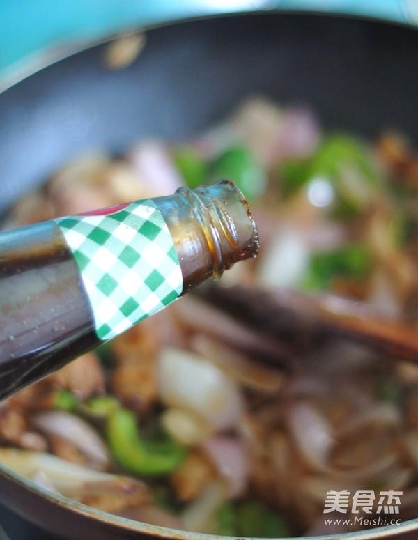 洋葱炒五花肉便当怎么做