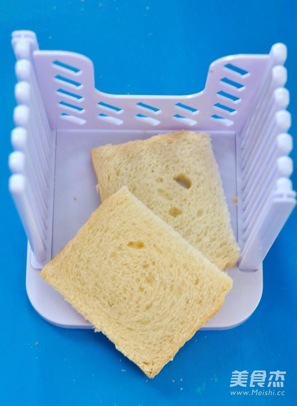 三文鱼罐头三明治的家常做法