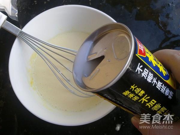 椰奶蛋挞的简单做法