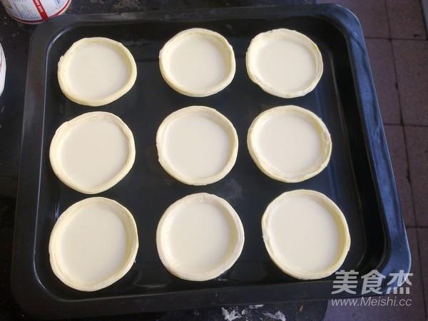 椰奶蛋挞怎么煮