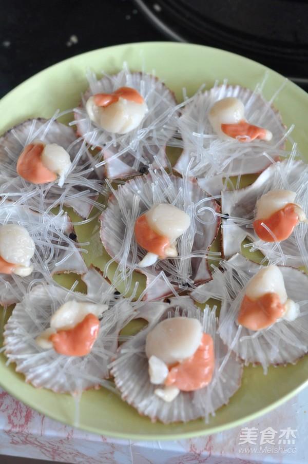 海胆蒸扇贝怎么煮