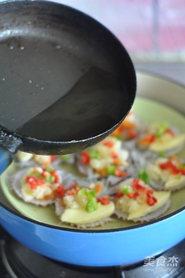 海胆蒸扇贝怎样煮