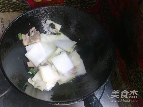 紫菜冬瓜肉片汤怎么吃