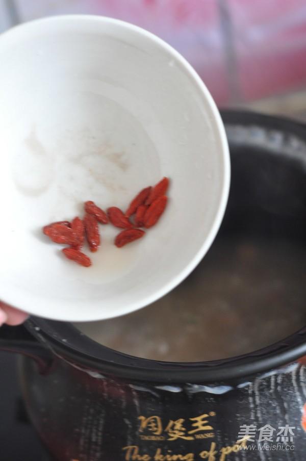 百合养生粥怎么做
