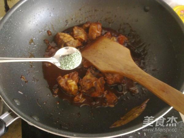 酱炖排骨怎么煮