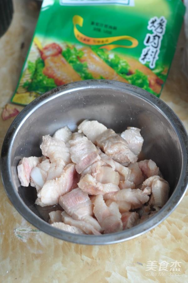 五花肉豆腐锅的家常做法