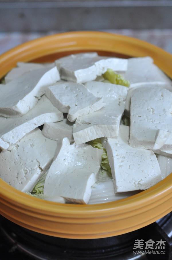 五花肉豆腐锅怎么煮
