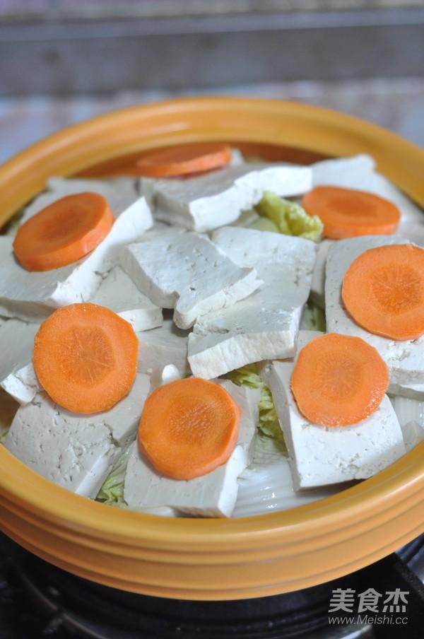 五花肉豆腐锅怎么炖