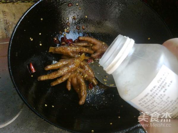麻辣卤鸡爪怎样煮