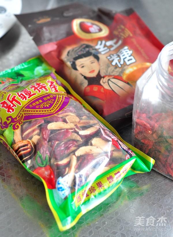 枸杞红枣茶的做法大全