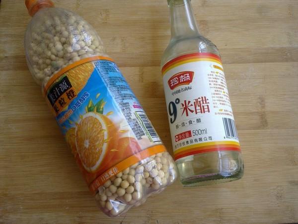 醋泡黄豆的做法大全