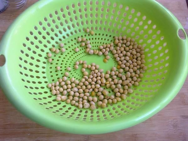醋泡黄豆的家常做法