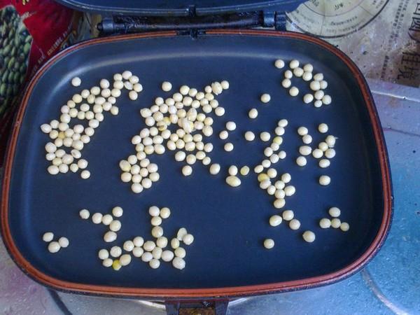 醋泡黄豆的简单做法