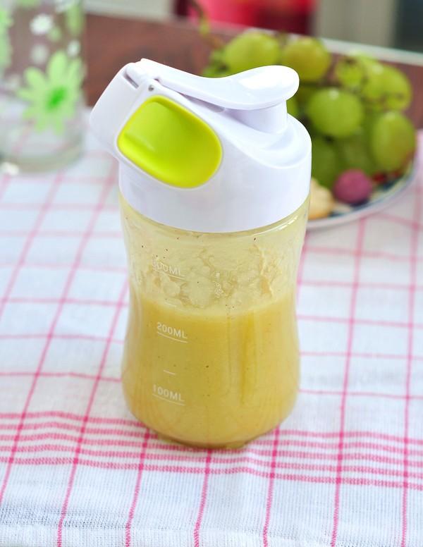 猕猴桃哈密瓜果汁怎么做