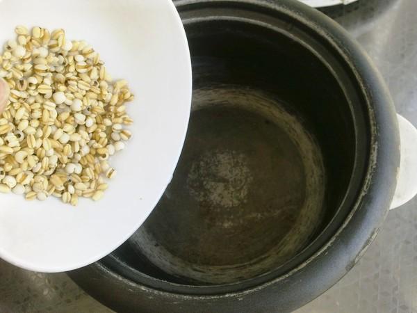 绿豆薏仁汤的家常做法