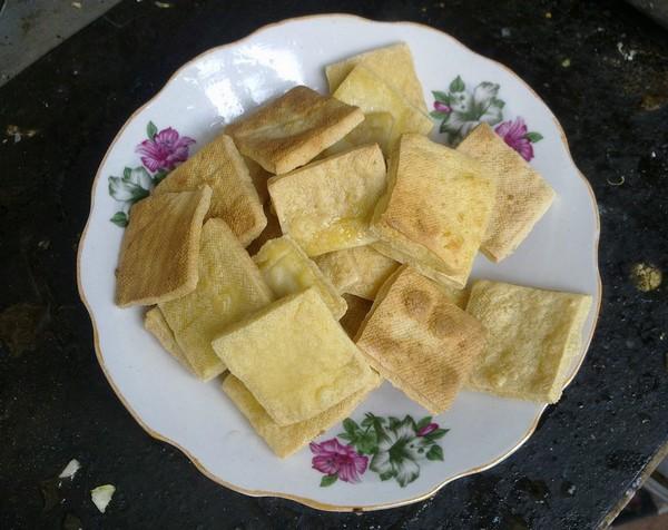 炸豆腐干的做法图解