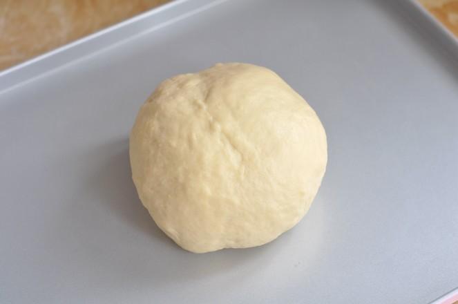 香肠芝士面包的简单做法