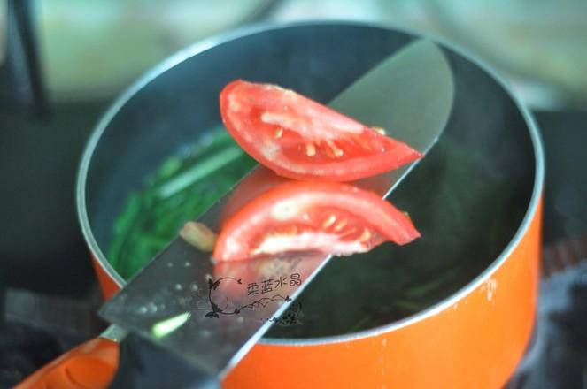 蒲公英蛋花汤的家常做法