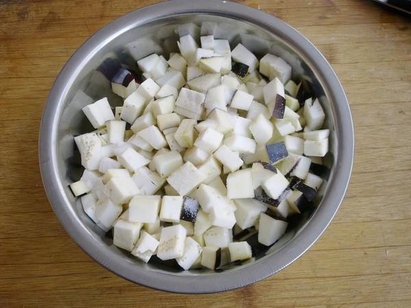 腊肠焖饭的做法图解