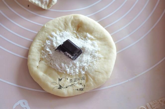 巧克力三角包怎么煮