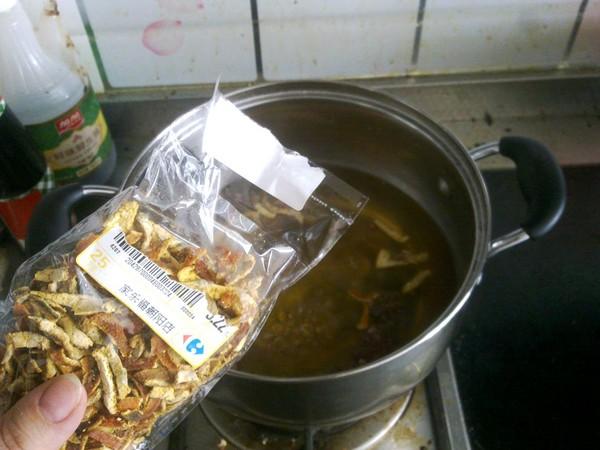 陈皮毛豆的家常做法