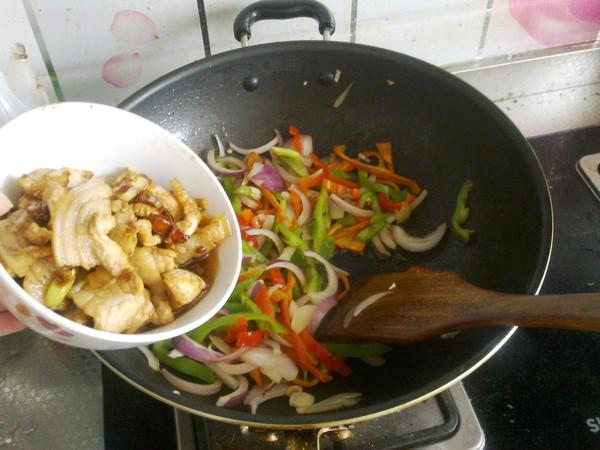 尖椒小炒怎么煮