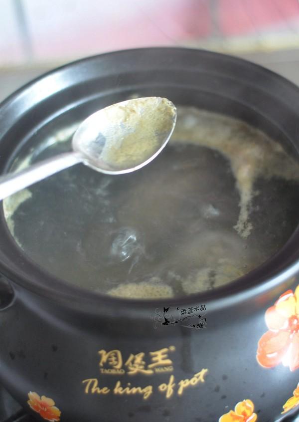 棒骨黄豆莲藕汤的家常做法