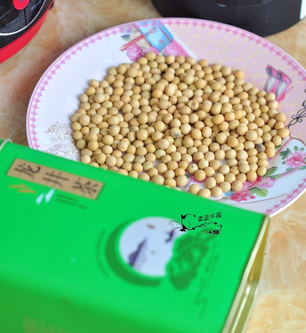 龙井豆浆的做法大全