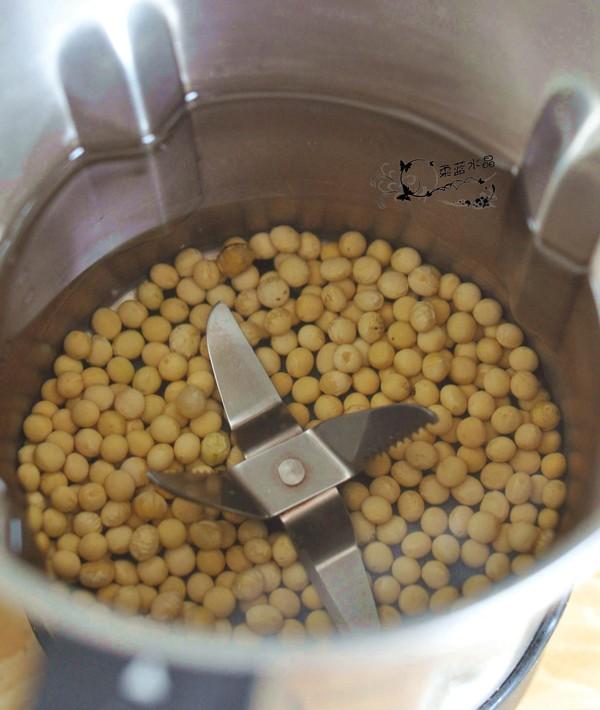 龙井豆浆的做法图解