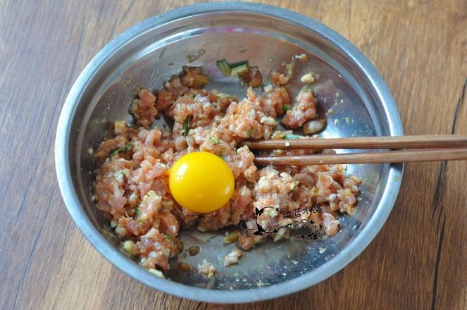 尖椒酿肉的家常做法