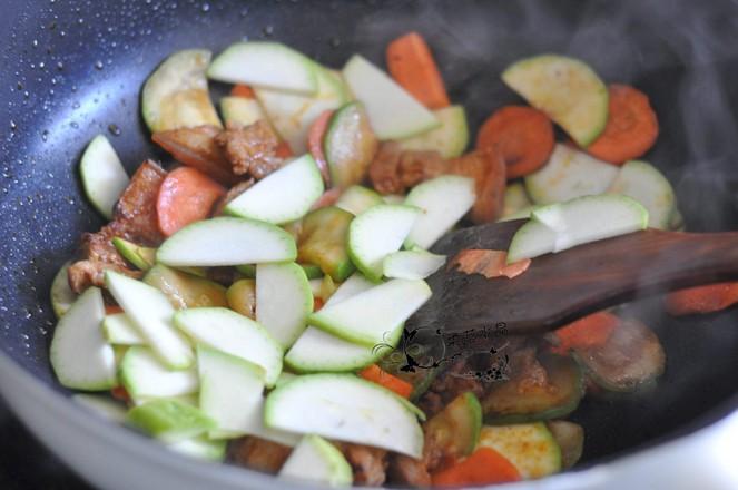 五花肉烤肉饭的家常做法