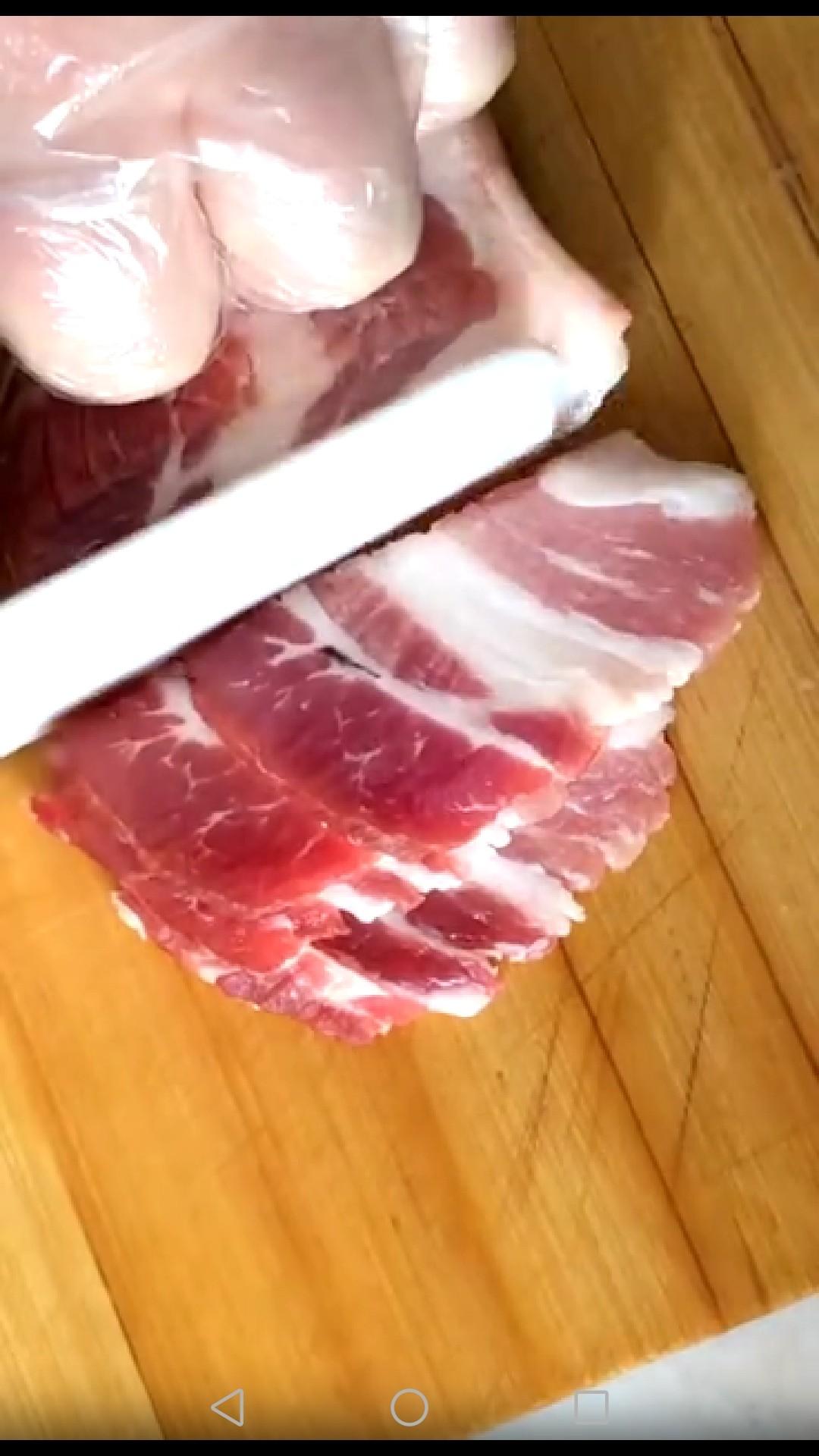 生菜包五花肉的做法大全