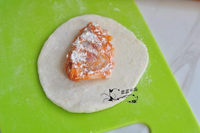 鸡翅烤饼的简单做法