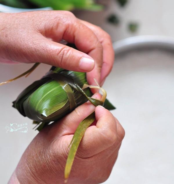 酱油肉粽的简单做法
