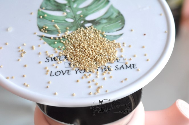 玉米藜麦米糊的家常做法
