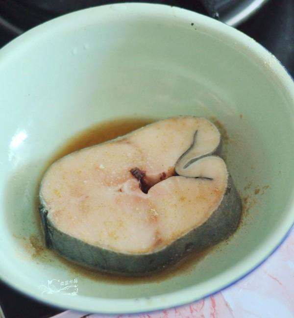 清蒸银鳕鱼的做法大全