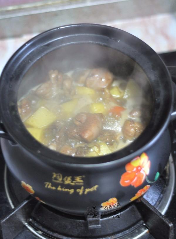 砂锅鸡块怎么做