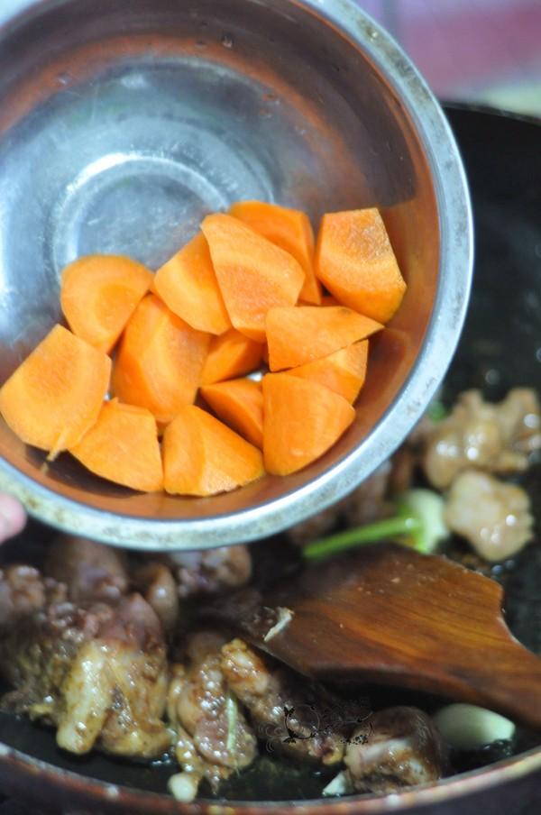 砂锅鸡块的家常做法