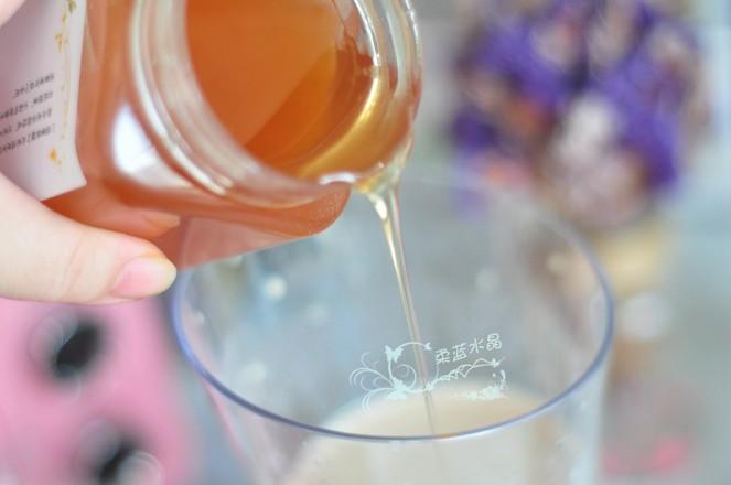 火龙果红豆奶茶的简单做法