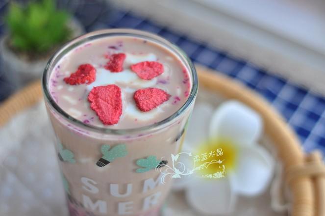 火龙果红豆奶茶怎么炖