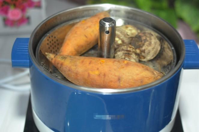 蒸红薯的简单做法