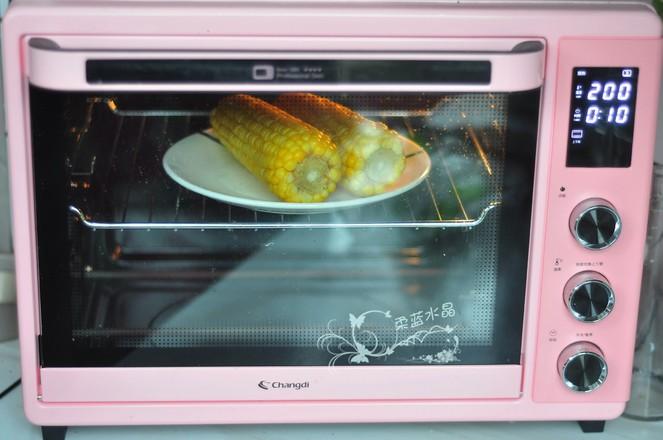 香辣烤玉米怎么吃