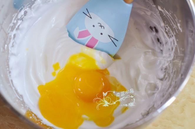 珍珠奶油蛋糕圈的做法图解