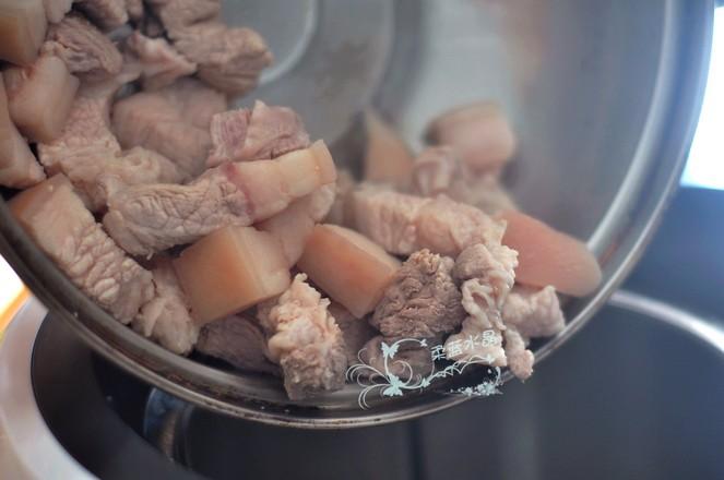 无油红烧肉的做法图解