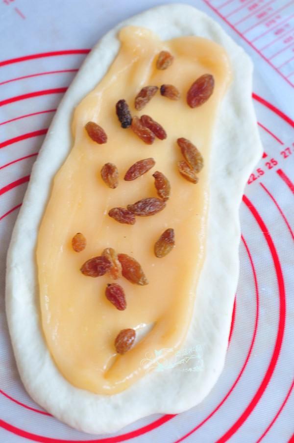 葡萄干麻糬软欧怎么煮
