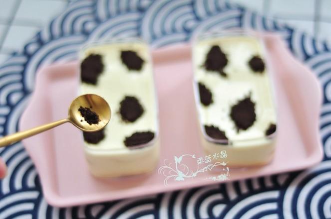 牛乳盒子蛋糕的步骤