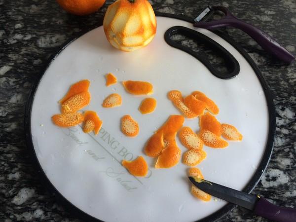 橘子麦芬蛋糕的做法图解