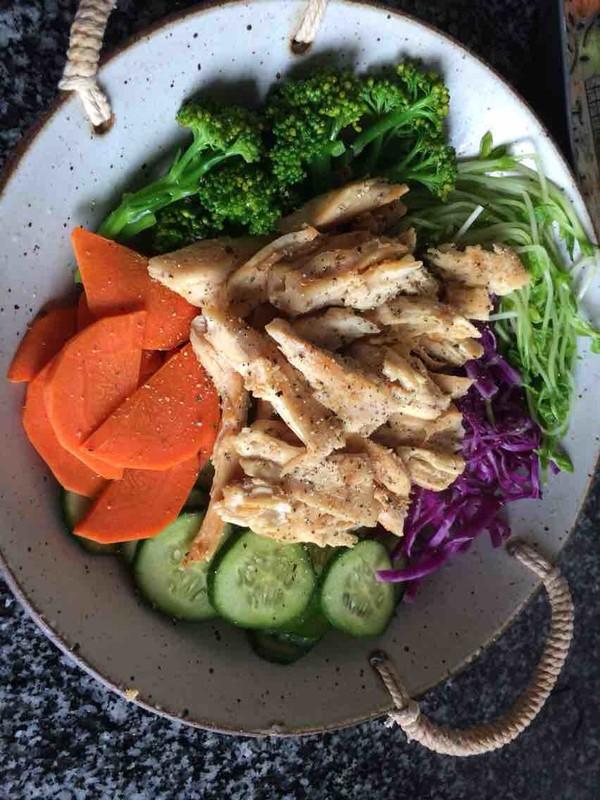 鸡肉沙拉怎样做